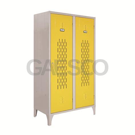 armadio spogliatoio armadio spogliatoio divisorio panni sporchi 2 posti cm