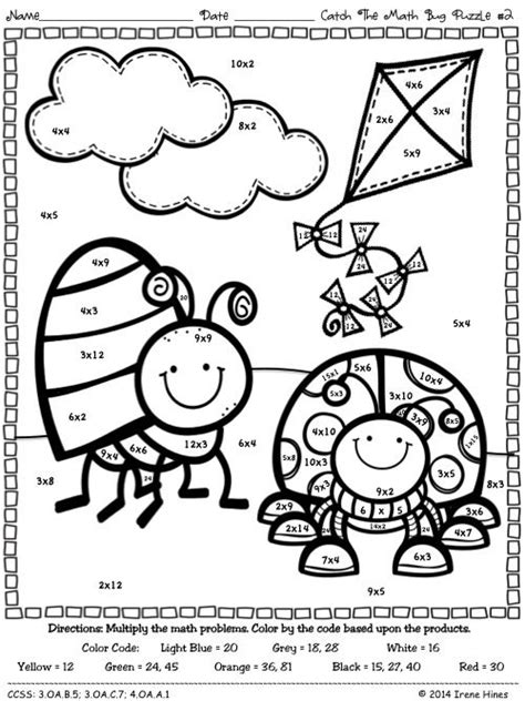 coloring pages multiplication search results for multiplication coloring sheets