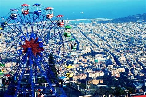 theme park in barcelona theme parks and water parks around barcelona