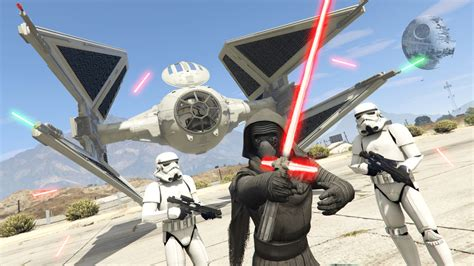 gta 5 starwars mod gta 5 mods star wars kylo ren mod w lightsaber gta 5