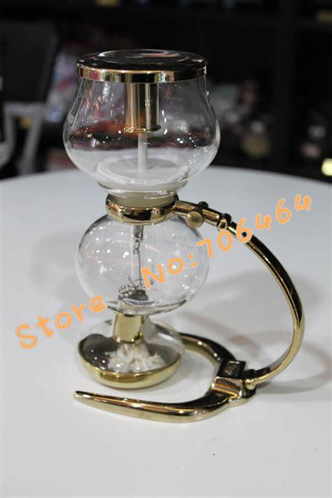 Vacuum Coffee aliexpress buy mymg04 syphon coffee maker vacuum coffee brewer siphon coffee machine