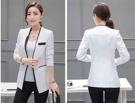 Jaket Crop Jeket Wanita blazer wanita model casual terbaru 2017 model terbaru jual murah import kerja