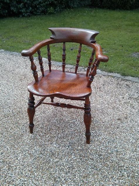 Captains chair smokers bow