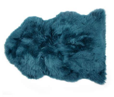 auskin rugs sheepskin rug premium auskin tasman blue green ultimate sheepskin