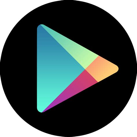Can T Find Play Store Icon Play Ikonu Clipart Best