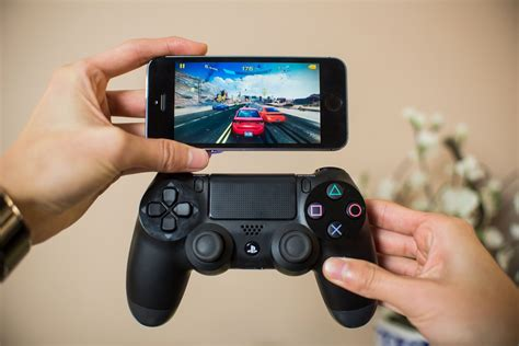 iphone controller how to play ios with playstation dualshock 4 or 3 controllers iphone