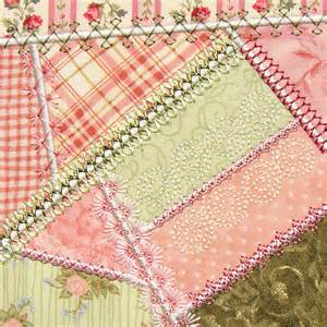 decorative embroidery stitches quilting