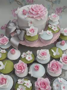 Beautiful Cupcake Beautiful Cupcakes Vintage Wedding Style