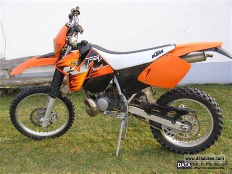 1999 Ktm 125 Exc 1999 Ktm Exc 125 Moto Zombdrive