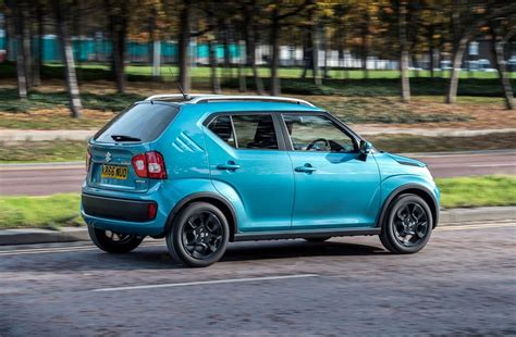 Neal Suzuki by Drive Co Uk The Suzuki Ignis And It Stacks