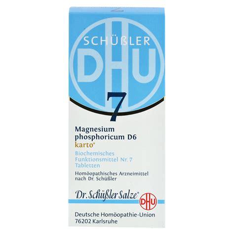 kã chenfronten bestellen biochemie dhu 7 magnesium phosphoricum d 6 tab ka 200