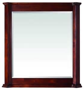 pegasus bathroom mirrors pegasus mirrors chelsea 32 in l x 30 in w mirror in