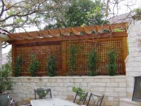 Privacy Wall For Patio by Privacy Enclosure Archadeck Outdoor Living