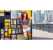 Sasha Banks HD Wallpaper  Full Pictures
