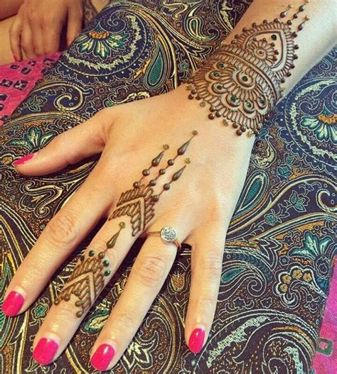 new mehndi designs 2017 best eid mehndi designs for hands to try now fashionglint