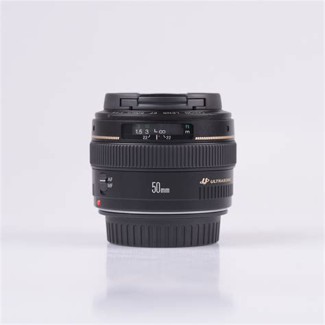 Lens Ef 50mm F 1 4 Usm canon ef 50mm f 1 4 usm lens new ebay