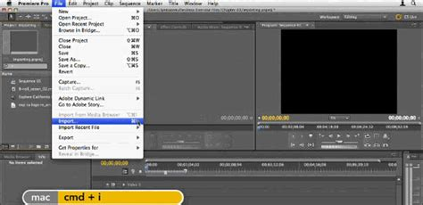 export adobe premiere mp4 best solution to importing editing gopro mp4 footage in