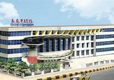 Mba Correspondence Colleges In Mumbai by Annasaheb Chudaman Patil College Of Engineering Ac