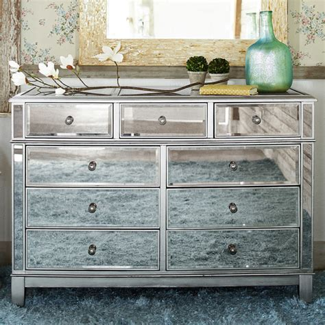 Mirrored Dressers And Nightstands by Mirrored Nightstands And Dressers Mirrored Dresser Pier
