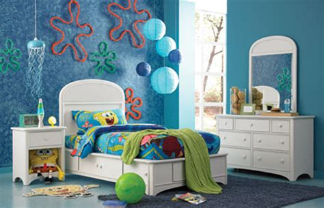 spongebob bedroom decor cool spongebob room ideas