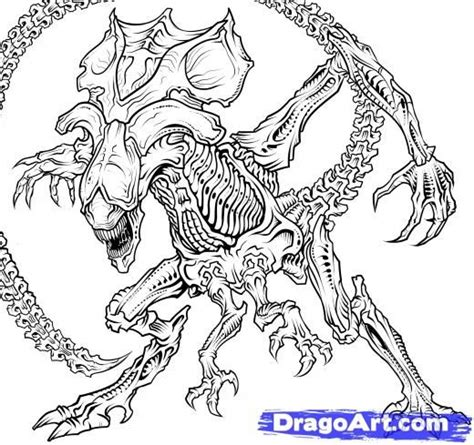 predator coloring pages vs predator coloring pages drawing how