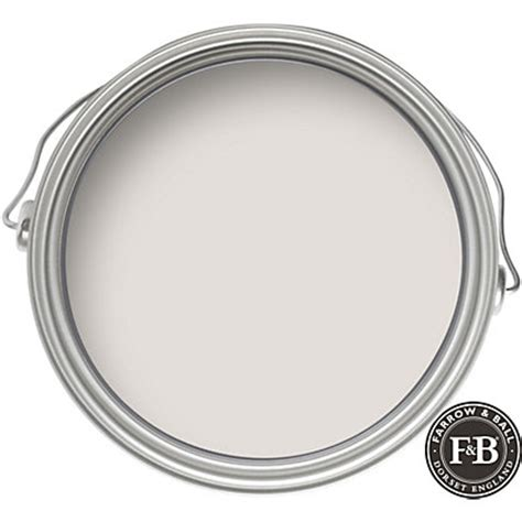 farrow estate no 242 pavilion gray matt emulsion paint 2 5l