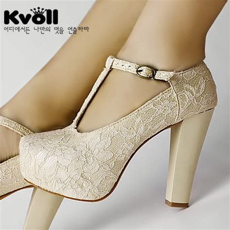 quince high heels details about new arrival lace noble id5399 high