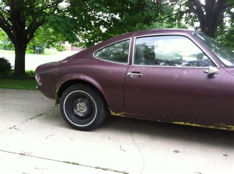 1970 opel 4 door 1970 opel gt coupe 2 door 1 9l runs no reserve