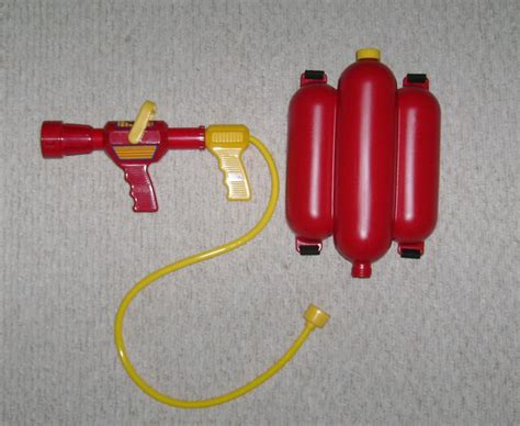 Water Gun With Backpack water gun w backpack ghostbusters fans