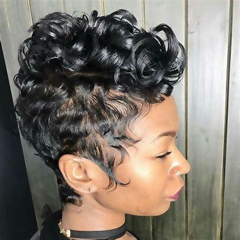 roded black hair style pin de latricia richardson en curly short pinterest