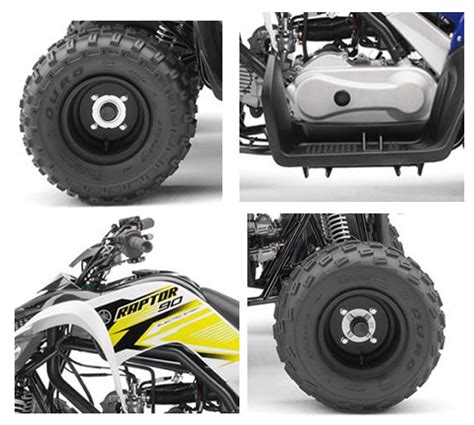 2017 Raptor Specs by 2017 Yamaha Raptor 90 Sports Atv Review Specs Price