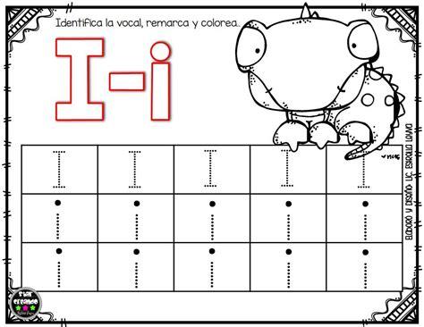 imagenes educativas las vocales fichas vocales 6 imagenes educativas