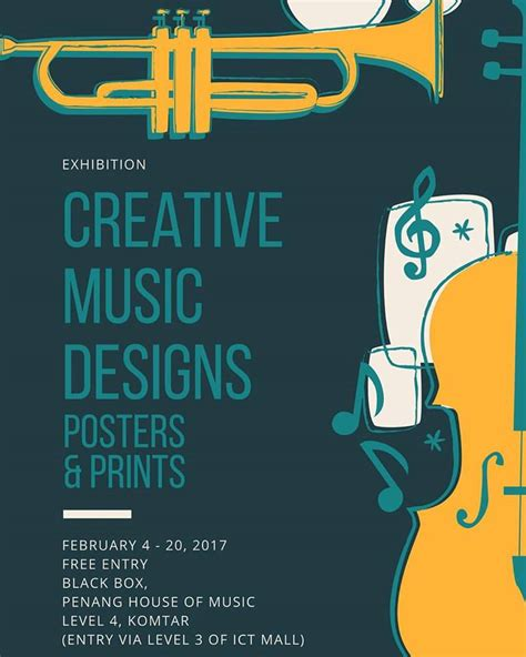 design poster to print creative music designs poster print exhibition
