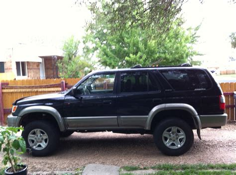 Toyota 4runner 3 Inch Lift 3 Inch Lift With Stock Tires Pics Toyota 4runner Forum