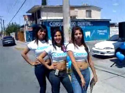 barandilla cd juarez chicas comex cd juarez youtube