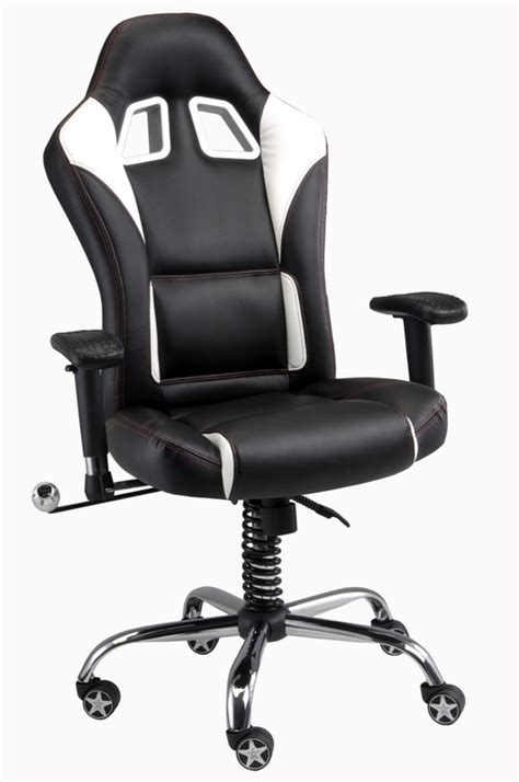 Black Comfy Chair Car Garage Comfy Black Car Office Chair