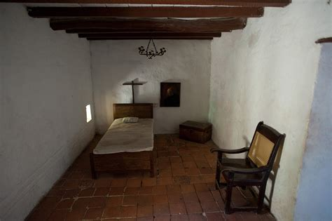 Room Layout Free monastery room the room of san pedro claver 1580 1654