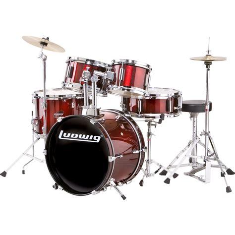 Drum Set ludwig junior drum set musician s friend
