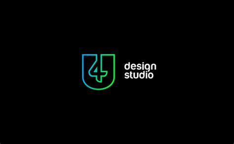 logo design studio full gratis u4 design studio logo graphic design