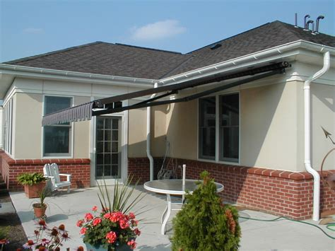 eastern awning eastern awning soffit mounted eastern sunflex retractable