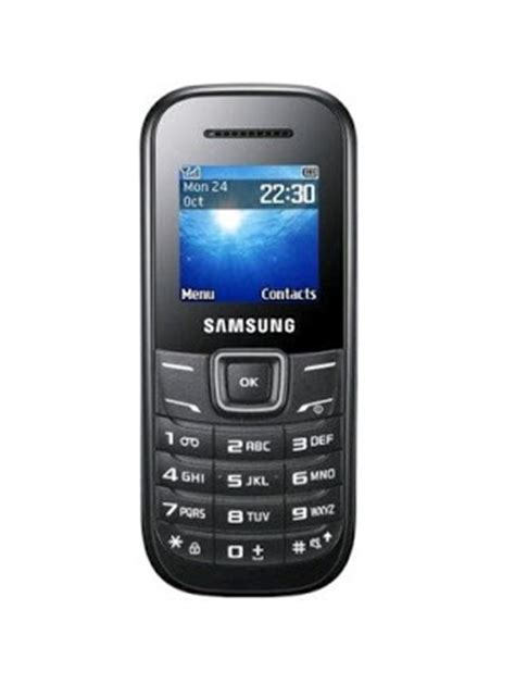 Handphone Samsung Biasa samsung e1200 seputar dunia ponsel dan hp