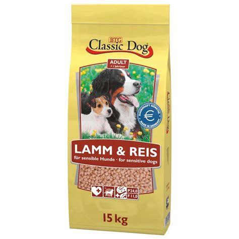 Meradog Lamm Und Reis 4kg hundetrockenfutter 187 lamm reis 171 15 kg otto
