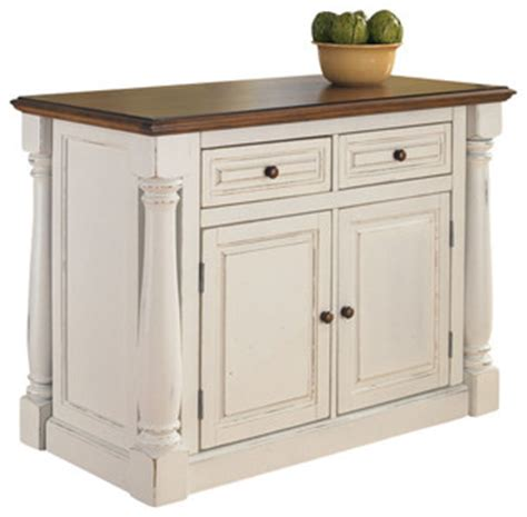 kitchen island without top monarch antiqued white kitchen island traditional
