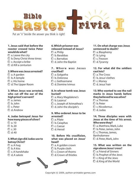 easter trivia game 3 95 easter printable games easter bible trivia i 3 95 easter printable games