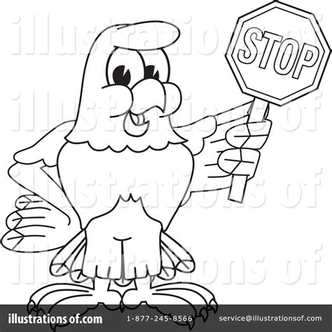 eagle mascot coloring pages free coloring pages of baseball mascots