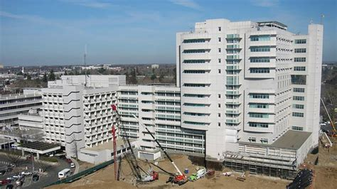 Uc Hospital Emergency Room by Uc Davis Center Kleinfelder