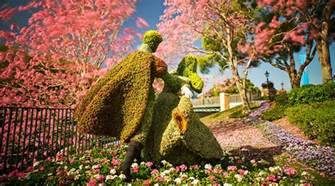 International Garden by Epcot International Flower Garden Festival Expanding To