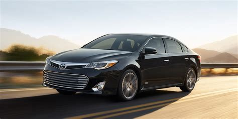 2015 Toyota Avalon Horsepower by 2015 Toyota Avalon Consumer Guide Auto