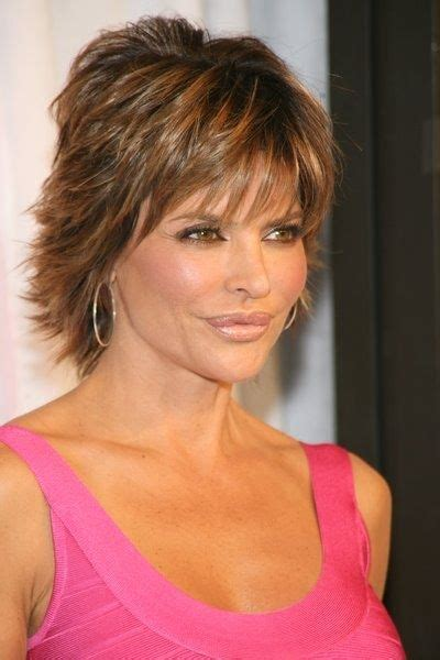 how to achieve disheveled pixie achieve lisa rinna haircut lisa rinna has gone on record