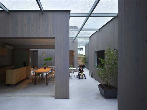 home design inside and outside house in buzen playground residence new home japan e
